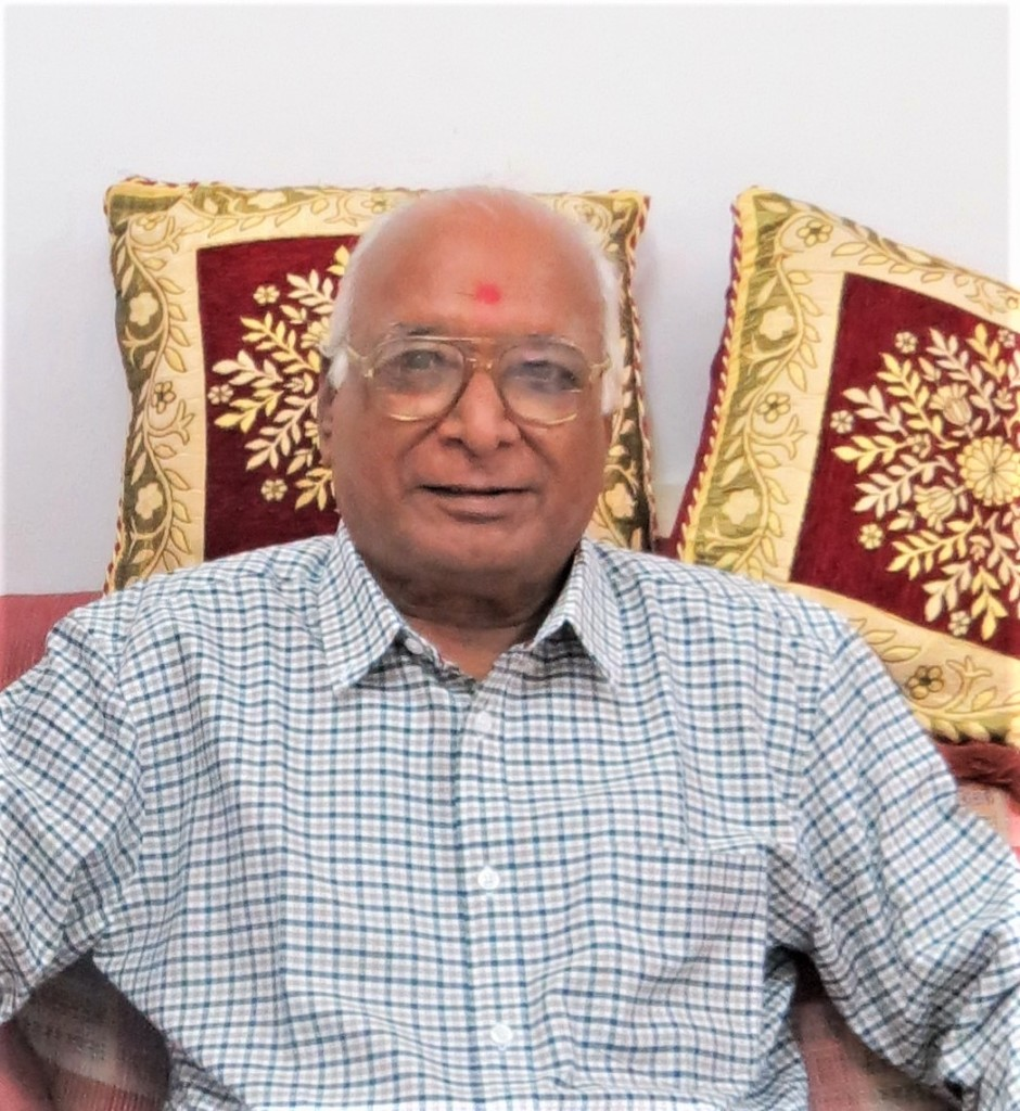 Jagdish Bhai Chandra Trivedi